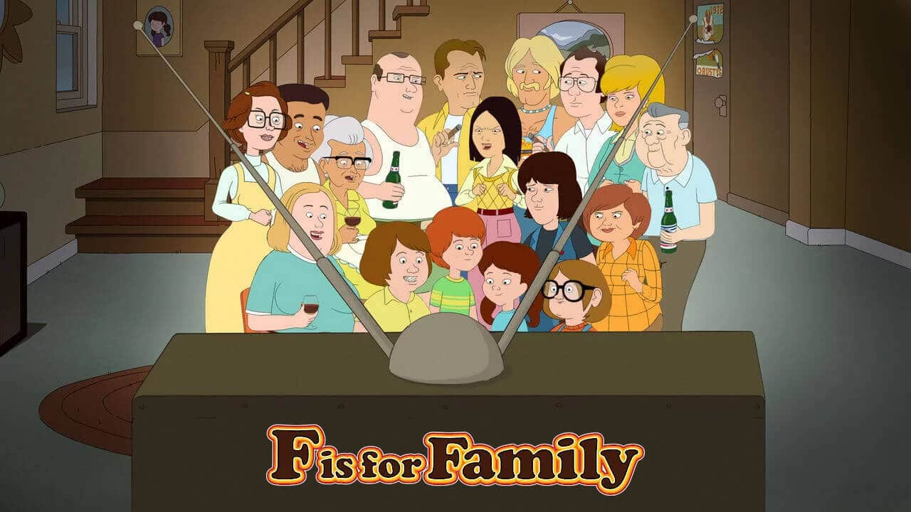 Trailer: F Is for Family S3 Puts the Fun in Dysfunction