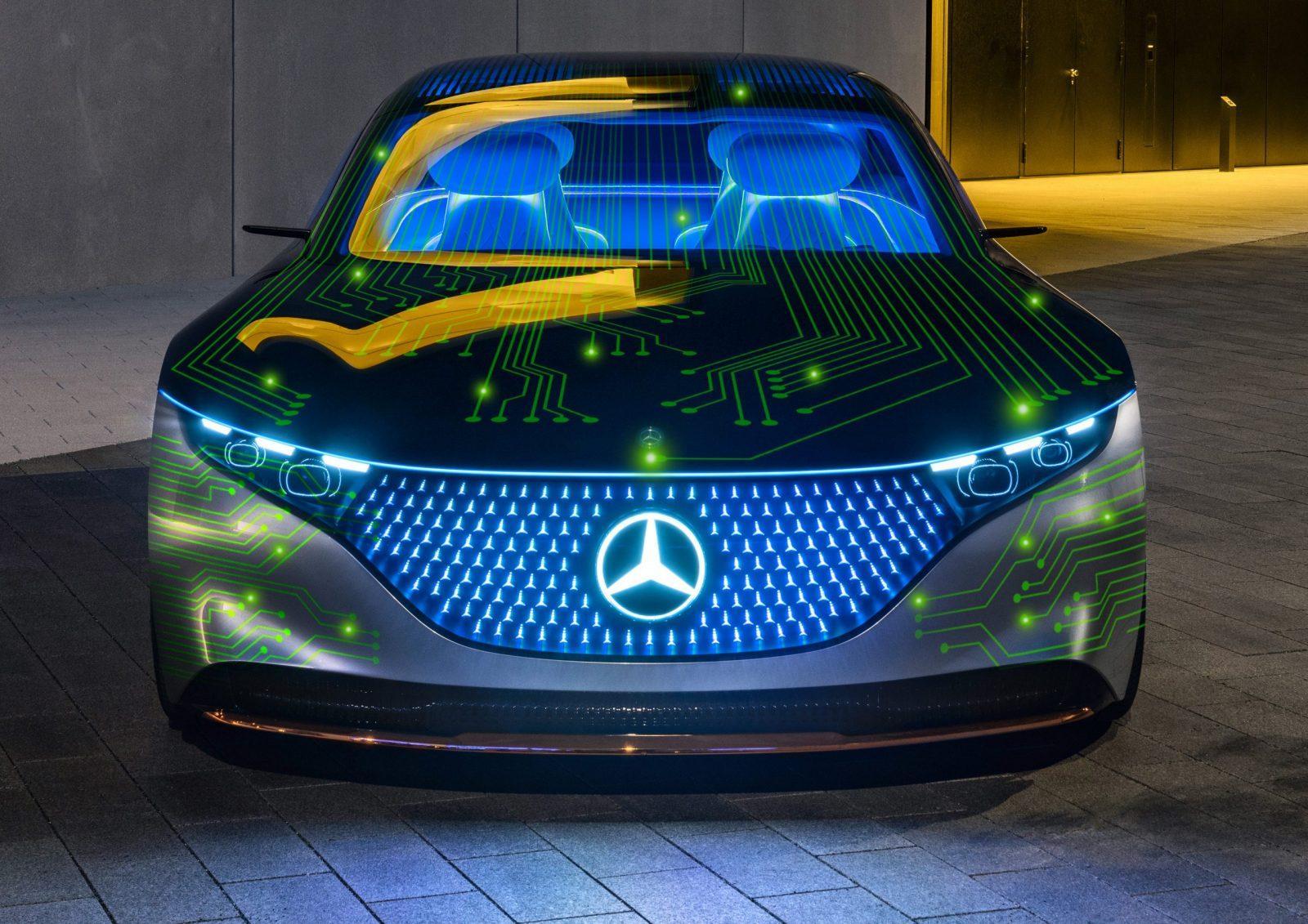 Mercedes Nvidia Partner