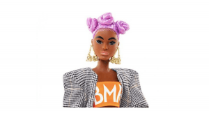 Barbie inclusive doll