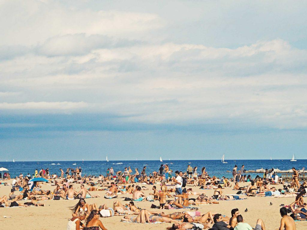 do beaches still belong to everyone during a pandemic?
