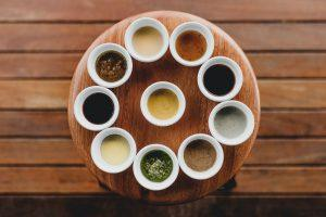 Healthy condiment recipes