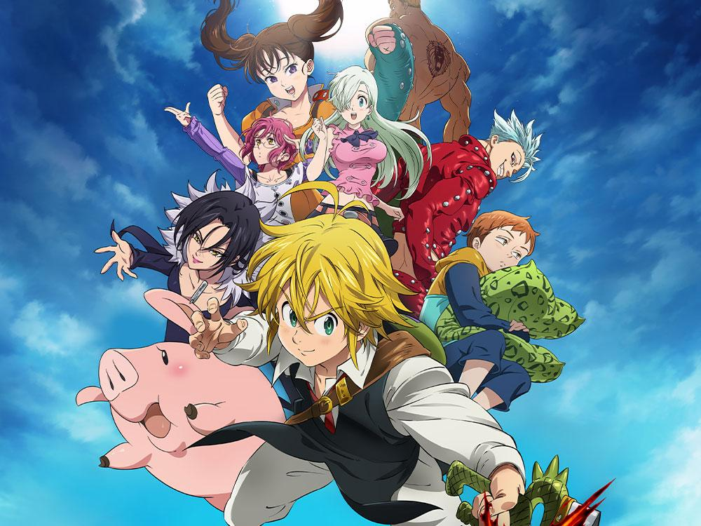 Seven Deadly Sins Is The Anime You Didn T Know You Wanted To Watch