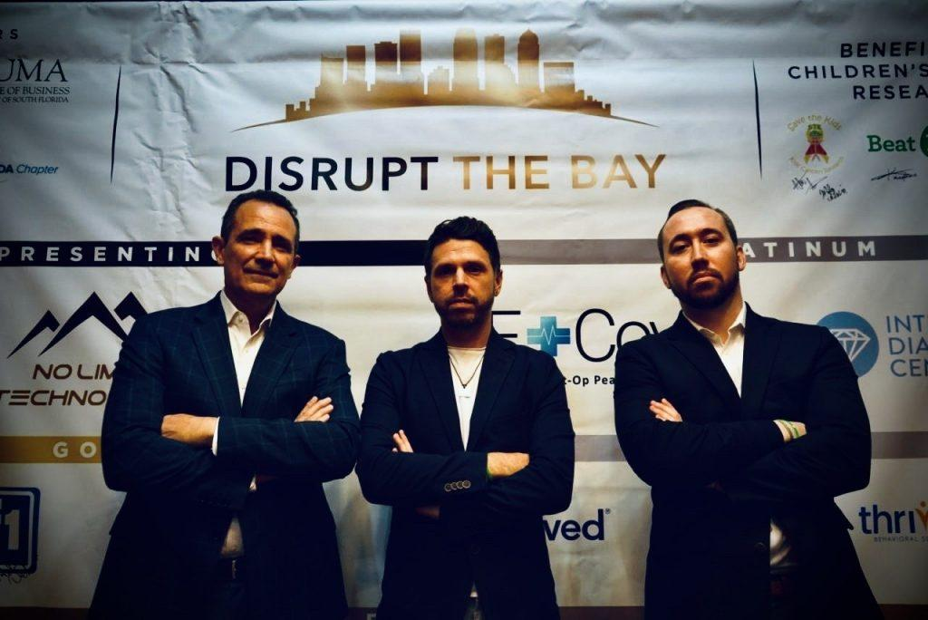 disrupt the bay, healthcare conference, biotech, founders