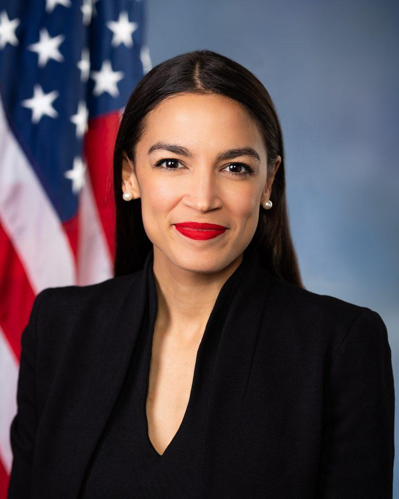 Alexandria Ocasio-Cortez called a f*cking b*itch
