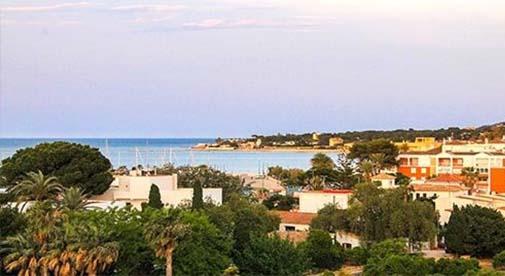 Denia Beach Town