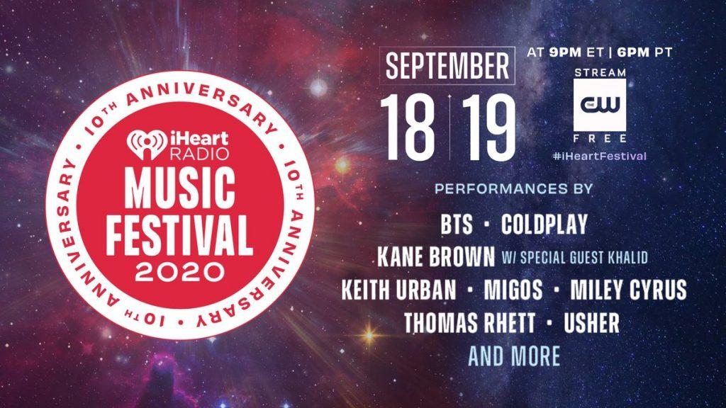 iHeartRadio Music Festival Lineup