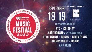iHeartRadio Music Festival Lineup