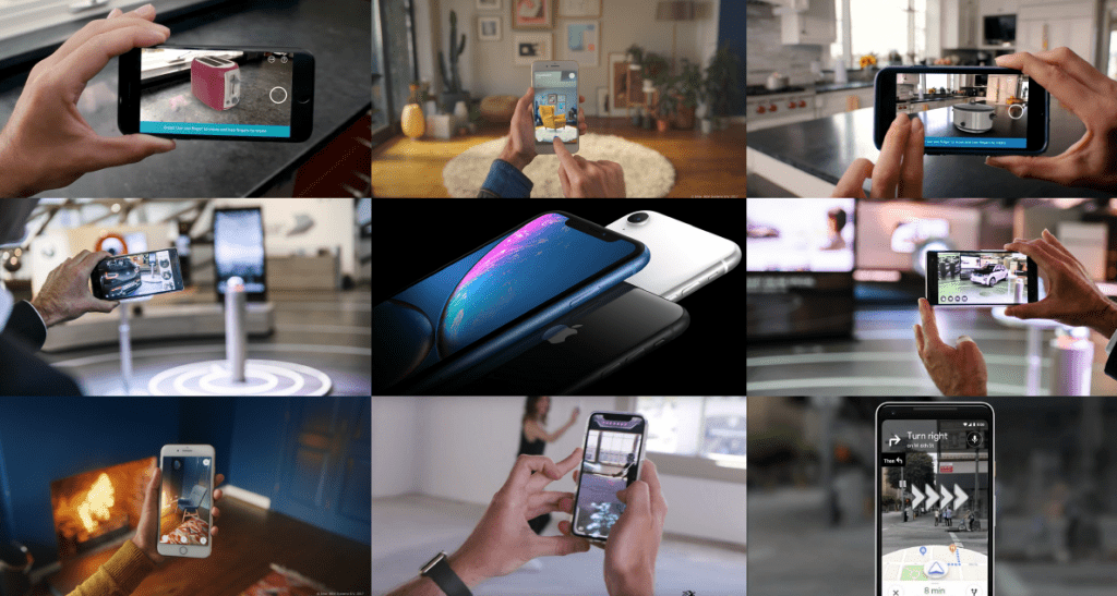 Mobile AR Formats