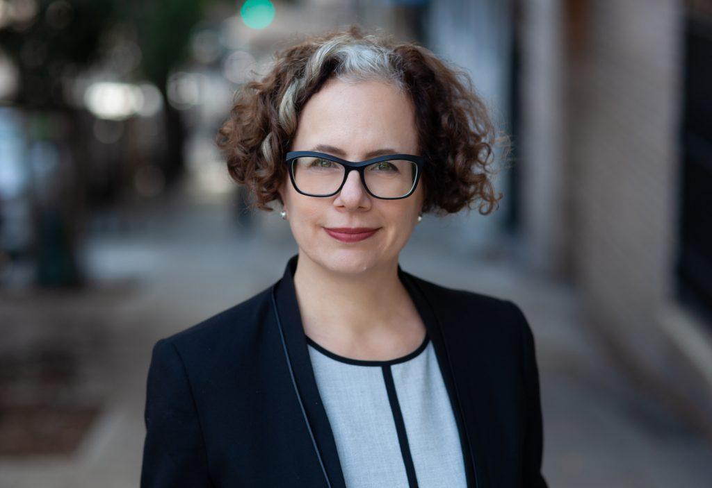 women in tech Dr. Rachel Schreiber