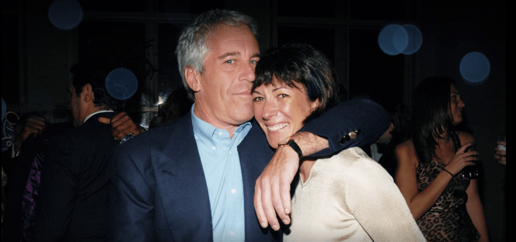 Ghislaine Maxwell not guilty plea