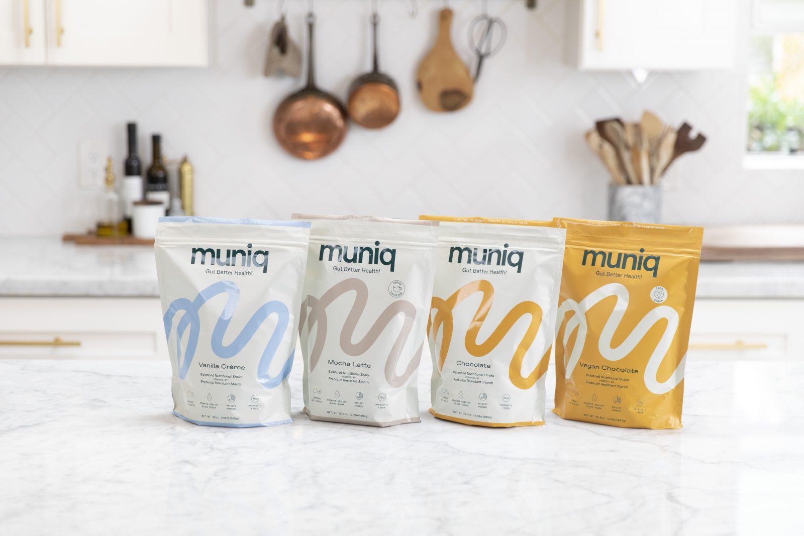 muniq nutrition shake