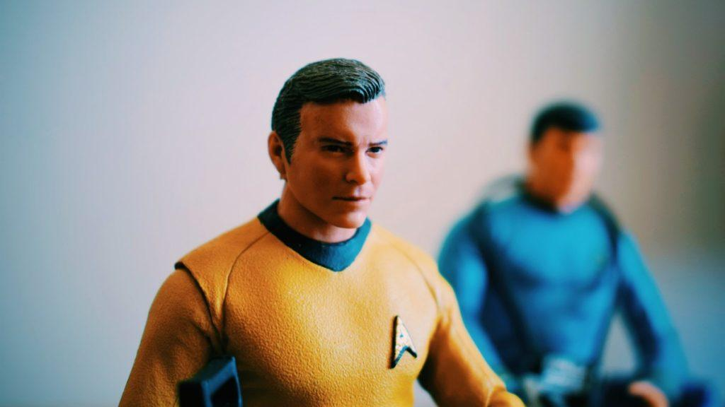 The William Shatner Store figurines