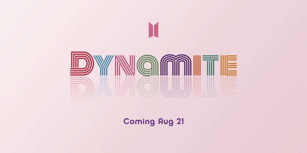 New BTS Single, Dynamite