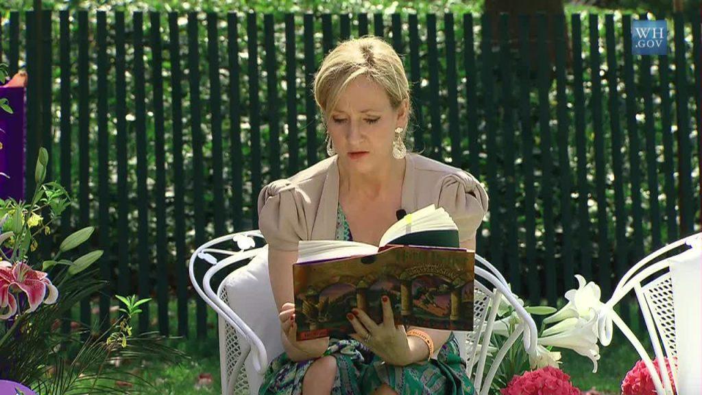 J.K. Rowling Transphobia