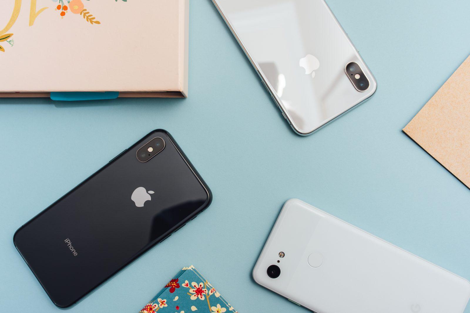 iphone aesthetic screen
