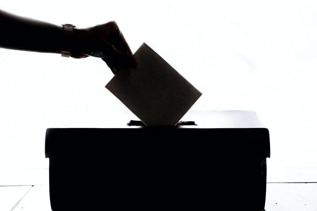 track your mail-in ballot