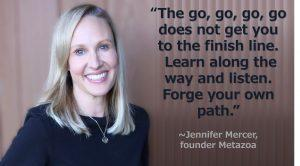 Jennifer Mercer Like a Boss