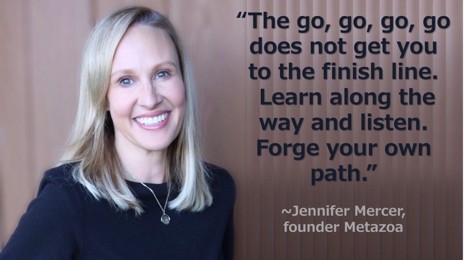 Jennifer Mercer Like a Boss