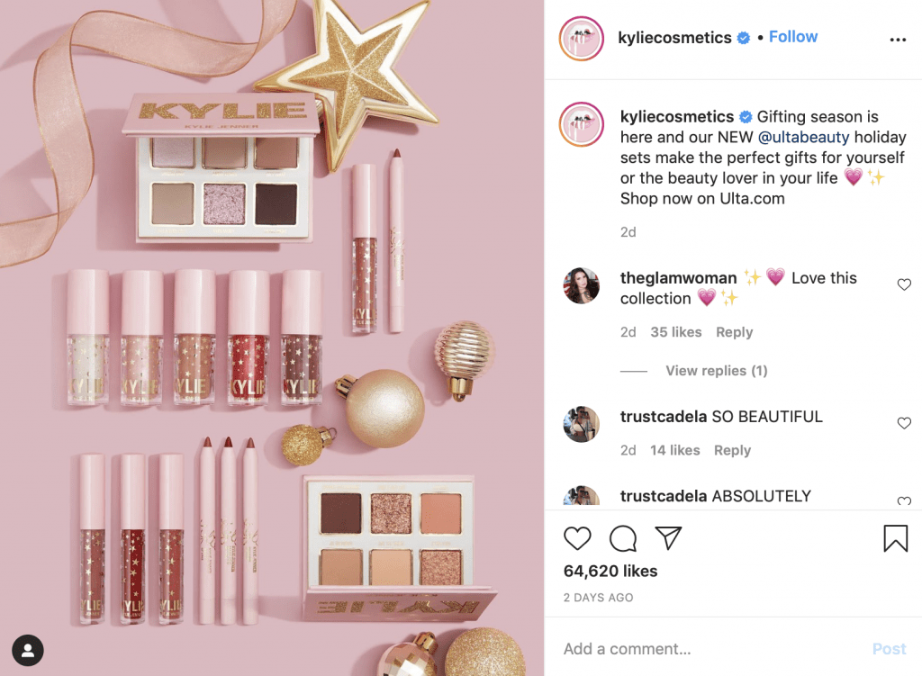 Kylie Christmas Collection 2021 The 2020 Kylie Cosmetics Holiday Collection Partners With The Grinch Grit Daily News
