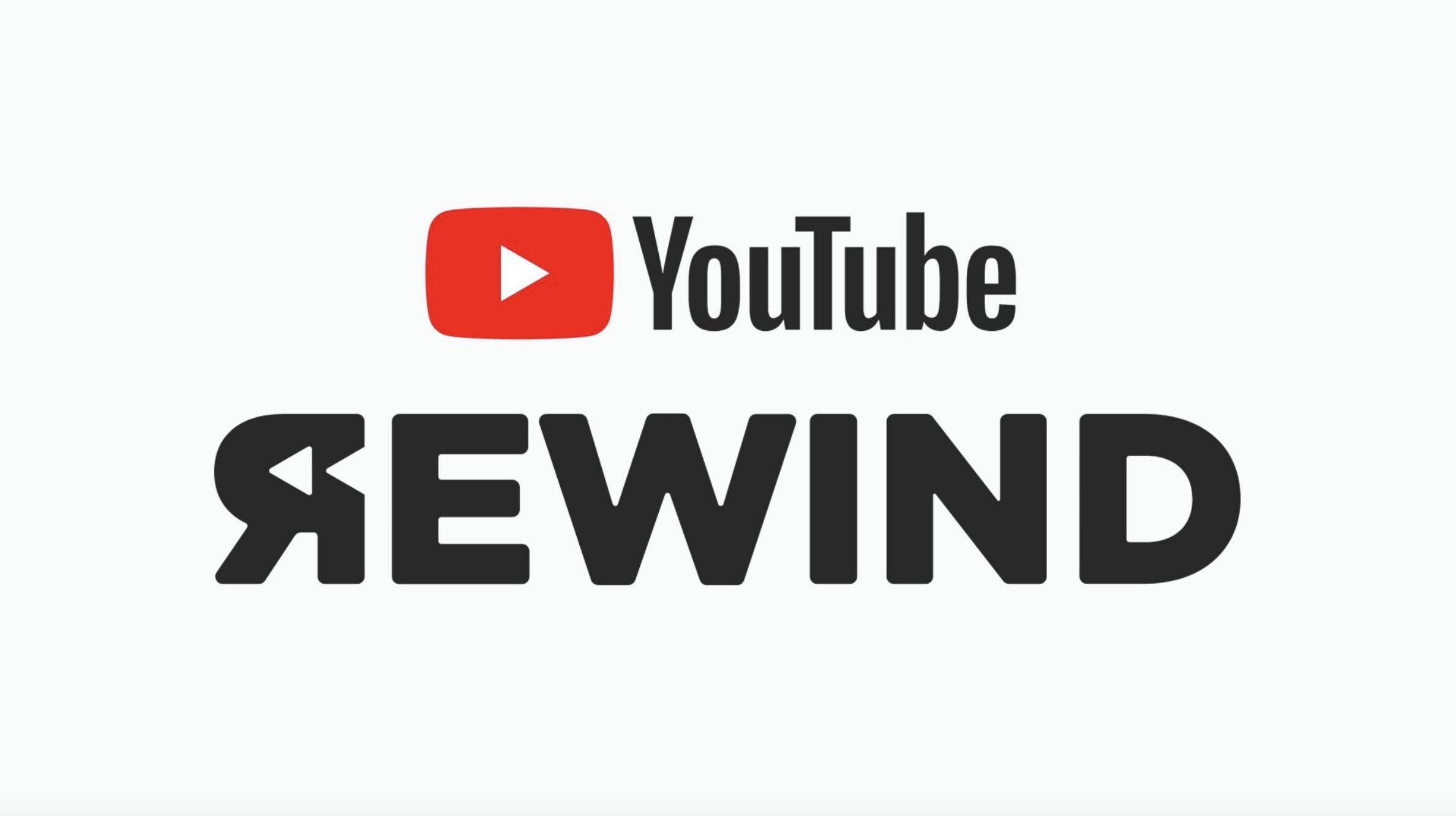 YouTube Rewind Logo