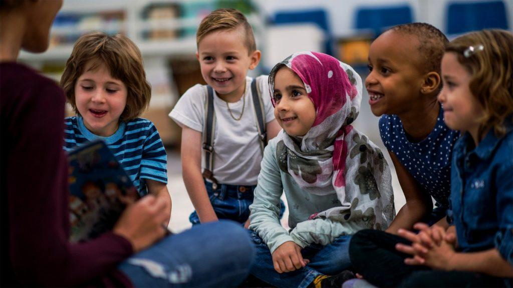 Mirror Mirror Children's Education Diversity