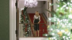 Melania Christmas