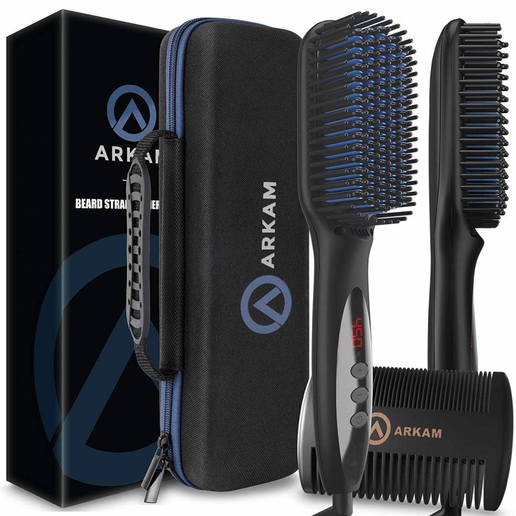 Arkam Deluxe Beard Straightener