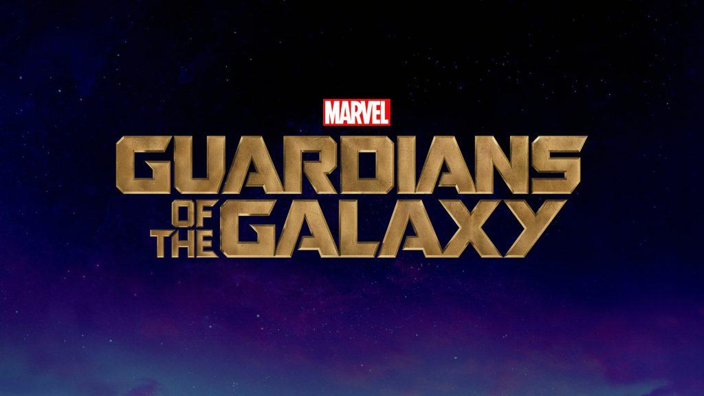 Guardians of the Galaxy Logo,
