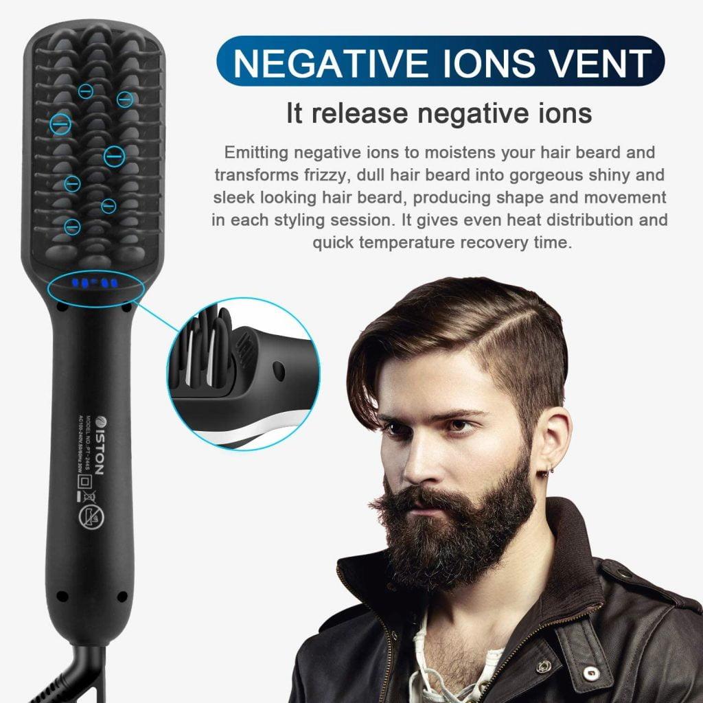 Iston Beard Straightener