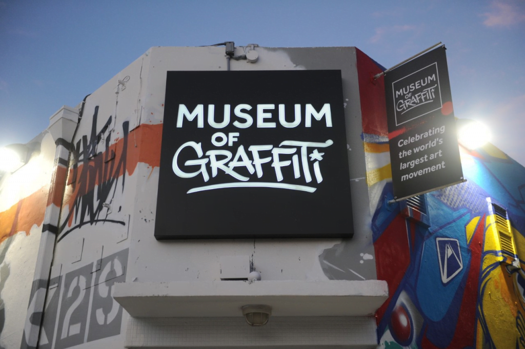 miami museum of graffiti