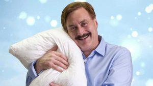 Mike Lindell suspended from Twitter