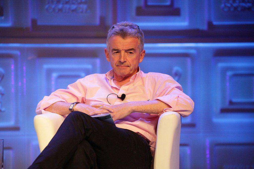 O CEO da Ryanair, Michael O'Leary, critica fortemente as novas políticas de viagens para pandemia no Reino Unido 4