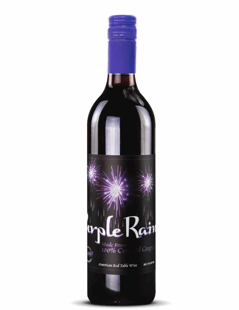 Grit Daily Purple Rain Wine