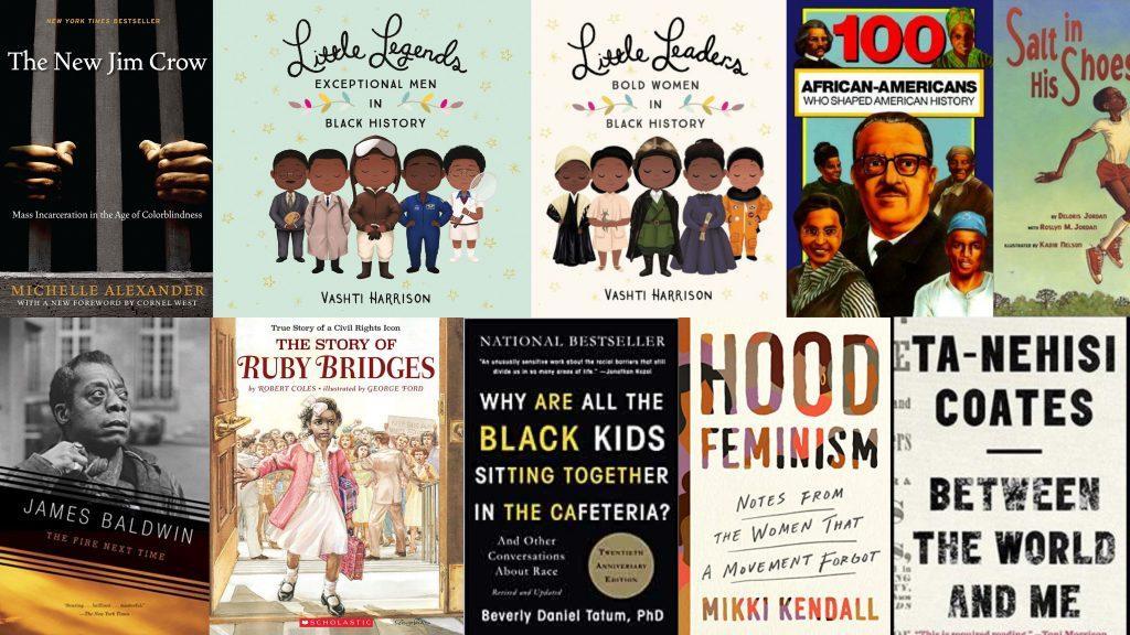 black history month nonfiction