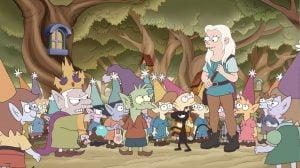 disenchantment season four