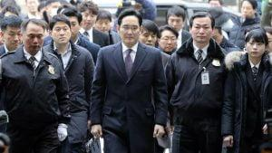 lee jae yong sentenced to prison