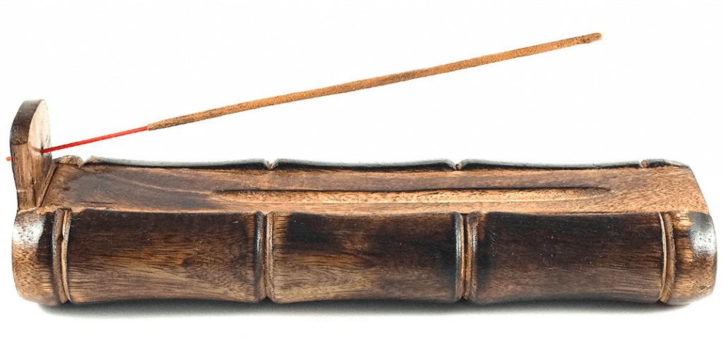TREELANCE Bamboo Incense Burner