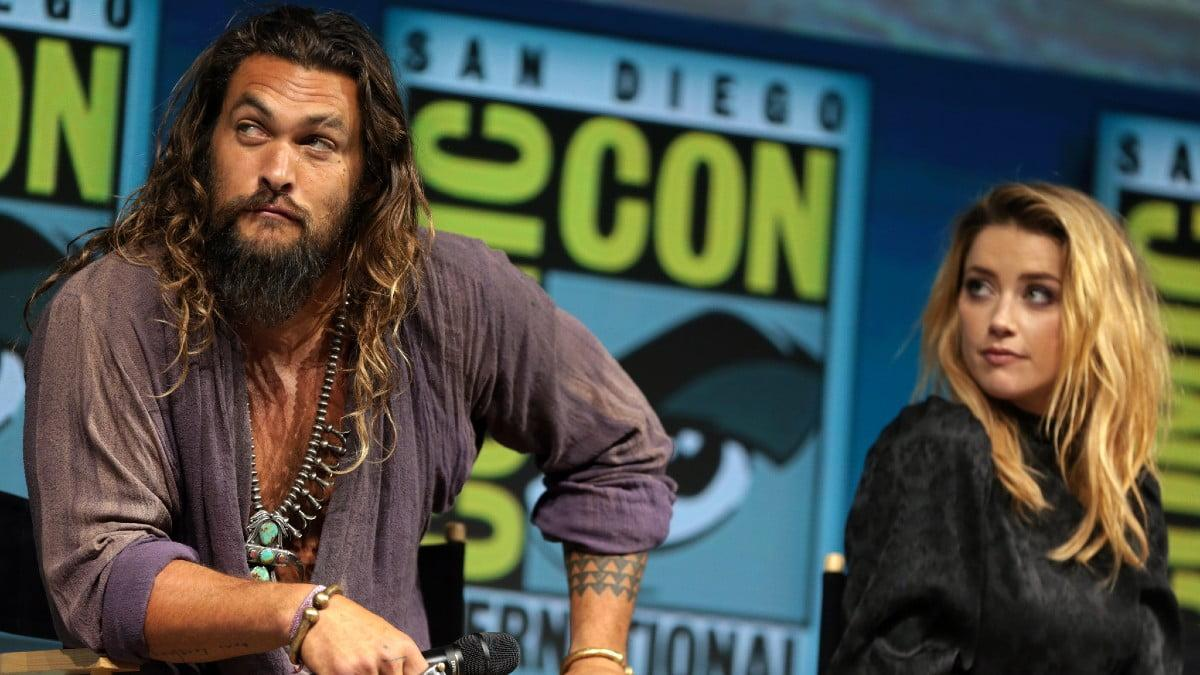 Amber Heard Fired Her at Comic Con