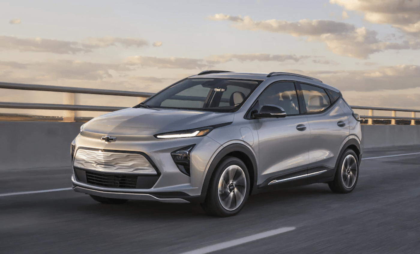 Chevy Bolt EUV vs Tesla Model Y