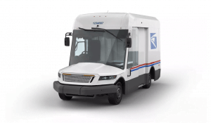 new usps trucks