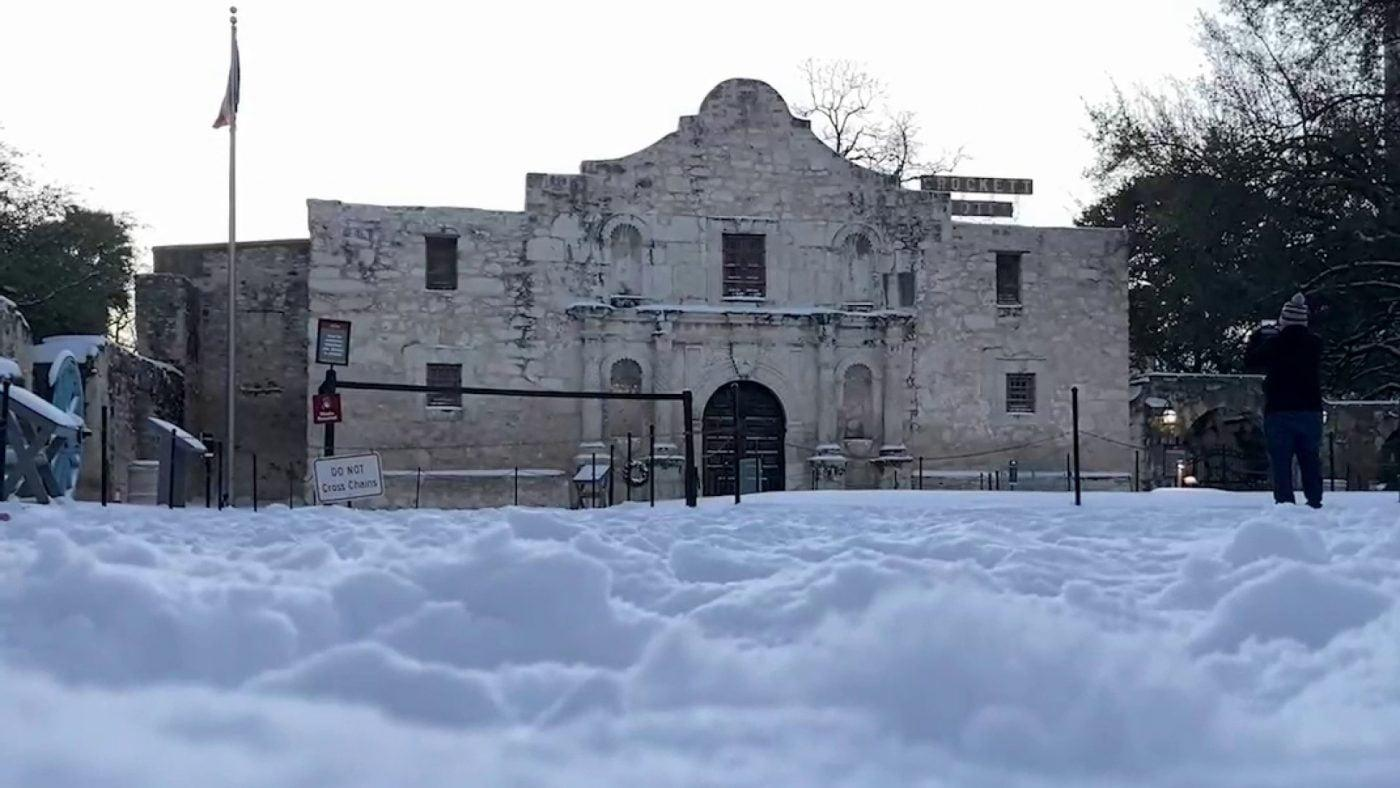 Life in Texas During Snowmageddon, Plus, How to Help Texans in Need