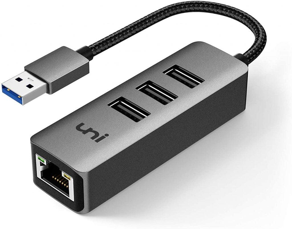 uni store usb 3.0 ethernet adapter