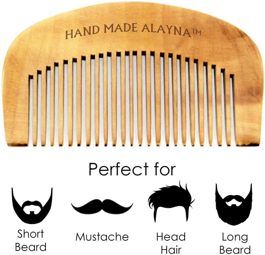 Alayna (TM) Beard Comb