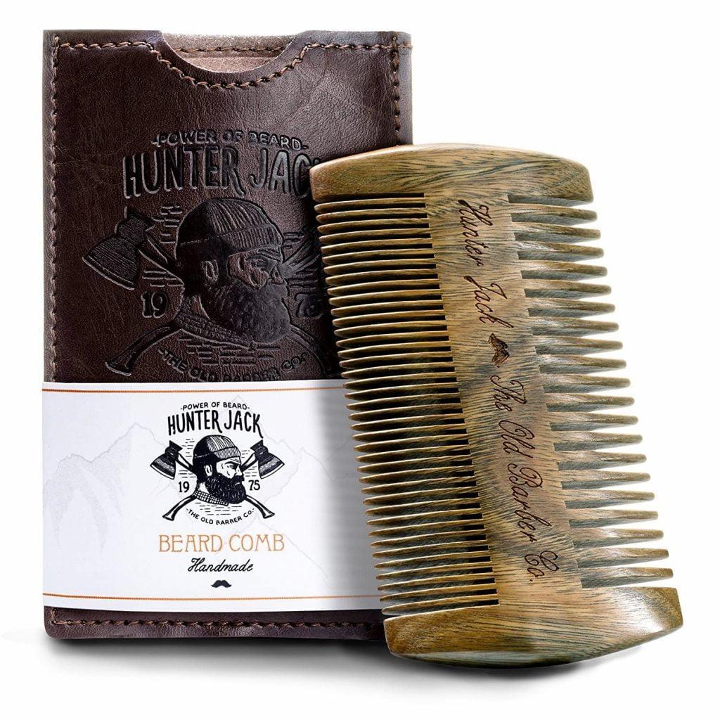 Beard Comb Kit for Men
