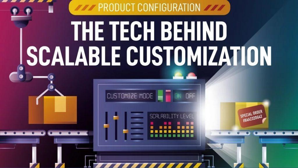 product configurator header