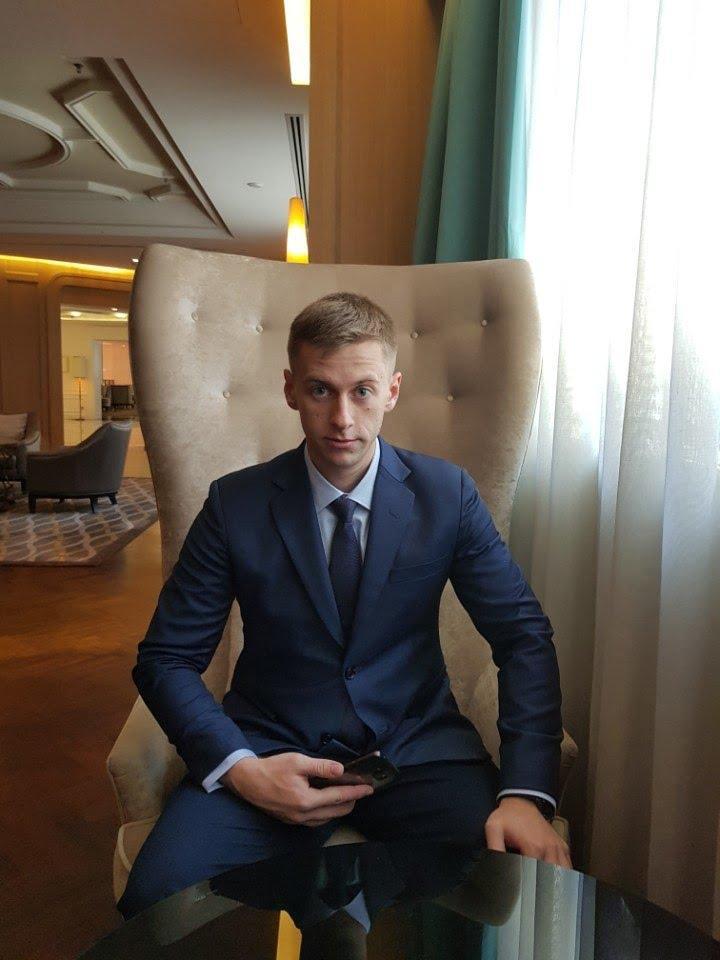 Roman Vernidub, CEO and founder at Koru Pharmaceuticals