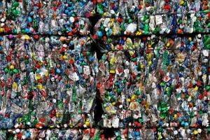 91% of plastics aren't recycled