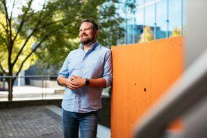 Zach Eikenberry, co-founder of cybersecurity firm Hook Security