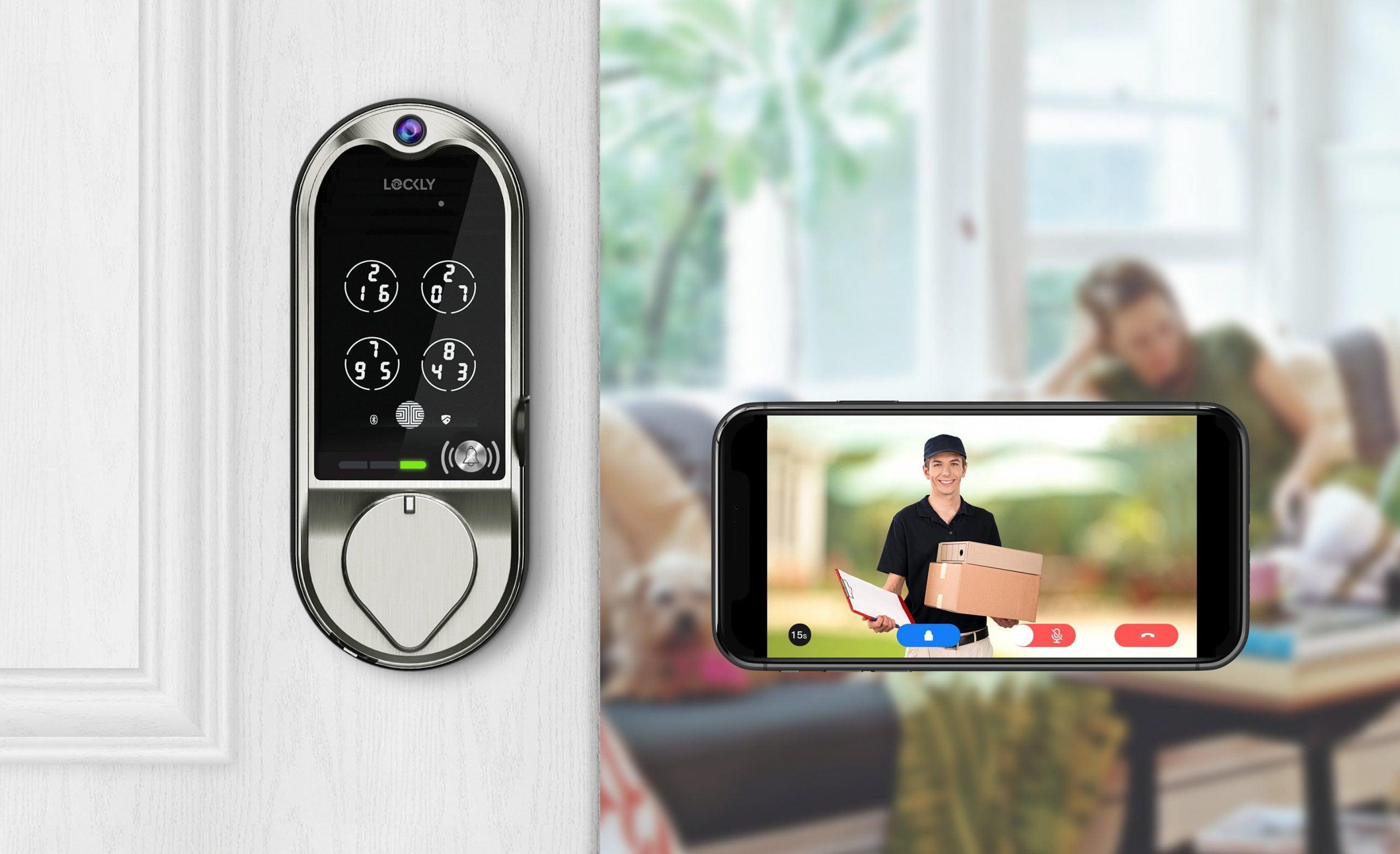 LOCKLY Vision Smart Lock