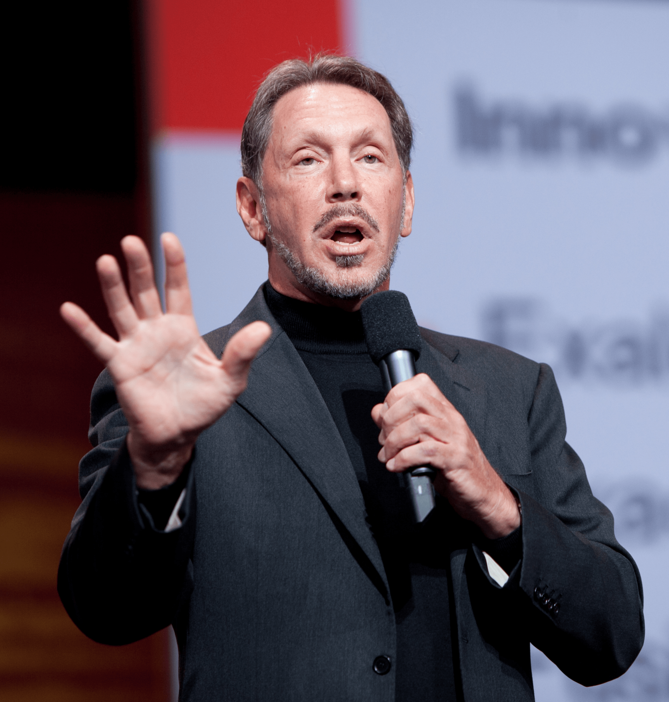 Larry Ellison, Oracle